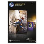 HP Papier photo 60 feuilles Advanced Q8008A DIN A6