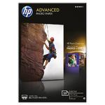HP Papier photo 25 feuilles Advanced DIN A6