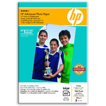 HP Papier photo 100 feuilles Advanced DIN A6