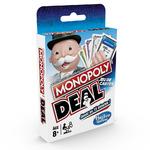 Hasbro Gaming Monopoly Deal, Français