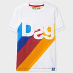 Desigual T-shirt, col rond, manches courtes 140