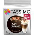 Tassimo Latte Macchiato Baileys 8 Port..