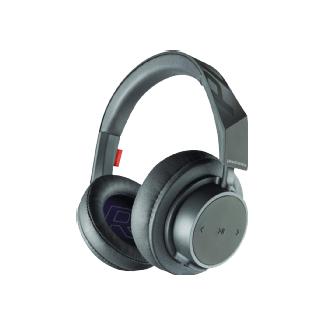 Plantronics BackBeat GO 600 Casque Over-Ear (Gris)