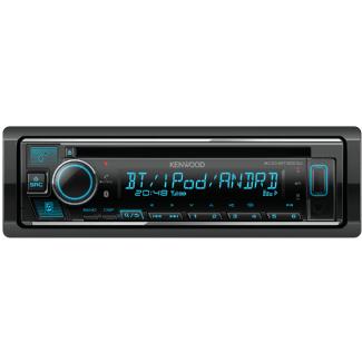 Kenwood Kdc-Bt530U Autoradio (Noir)