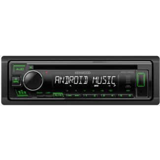 Kenwood Kdc-130Ug Autoradio (Noir)