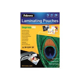 Fellowes 5351205 pochette pour feuille de plastification