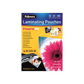 Fellowes 5401802 pochette pour feuille de plastification