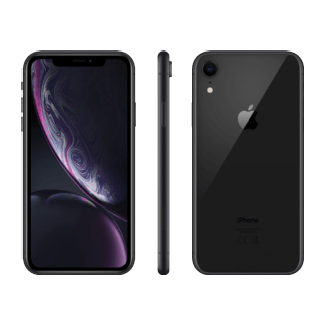 Apple iPhone XR 128Gb Black Smartphone