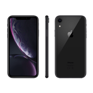 Apple iPhone XR 256Gb Black Smartphone