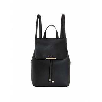 Sac à dos Guess «Varsity Pop», noir