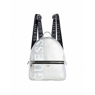 Sac à dos Guess «Urban Chic Large», argent