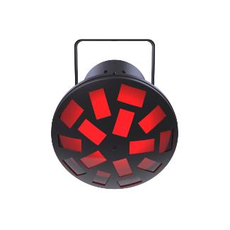 Chauvet Mushroom LED Effekt Spot Projecteur (Noir)