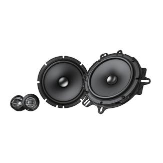 Pioneer Ts-A1600C Haut-parleurs de voiture (Noir)
