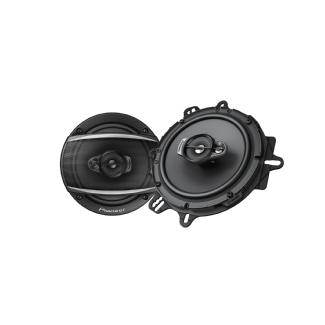 Pioneer Ts-A1670F Haut-parleurs de voiture (Noir)