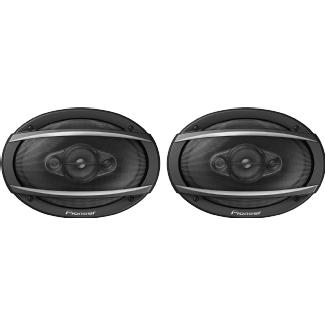 Pioneer Ts-A6960F Haut-parleurs de voiture (Noir)