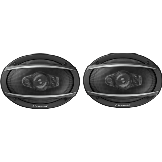 Pioneer Ts-A6970F Haut-parleurs de voiture (Noir)
