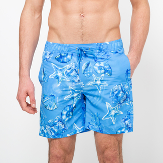 Manor Man Short de bain long S homme