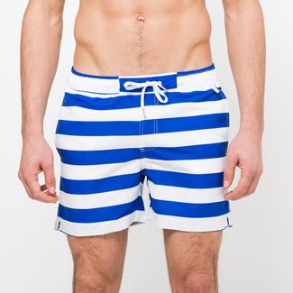 Manor Man Short de bain, longueur moyenne XL homme