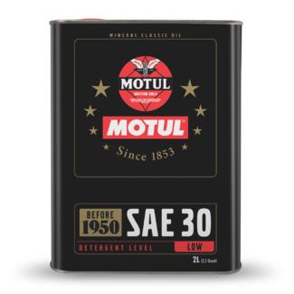 Motoröl Motul Classic SAE30 2L
