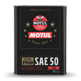Motoröl Motul Classic SAE50 2L