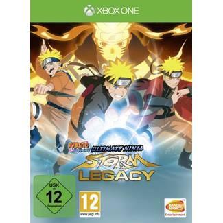 Naruto Ultimate Ninja Storm - Legacy (XONE)