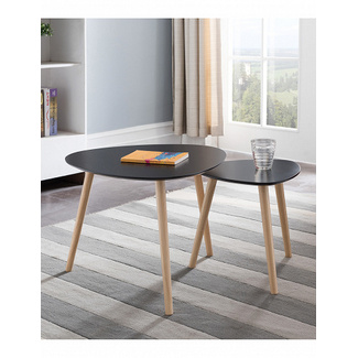 Set de 2 tables basses «Neo»
