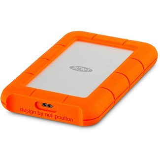 LaCie Disque dur externe USB 3.0 Rugged Mini 4 TB