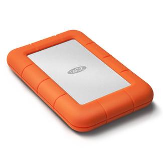 LaCie Disque dur externe USB 3.0 Rugged Mini 1 TB
