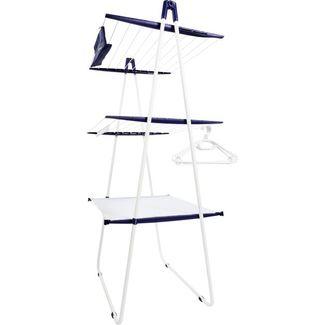 Leifheit Pegasus Tower 200 - Tour de séchage, Bleu