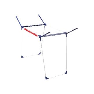 Leifheit Pegasus 200 Solid Varioline - Le séchoir sur pied, Bleu