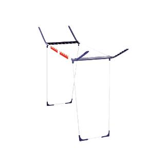 Leifheit Pegasus Maxx - Le séchoir sur pied, Bleu
