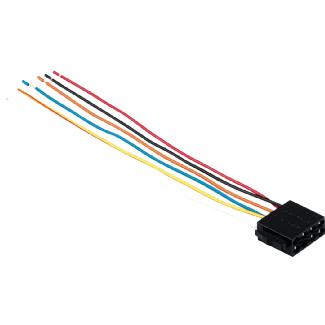 Hama 00043657 Adaptateur ISO (Noir)
