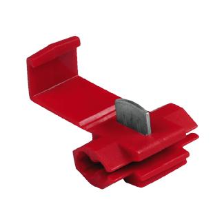 Hama 00045793 Clip de Serrage (Rouge)