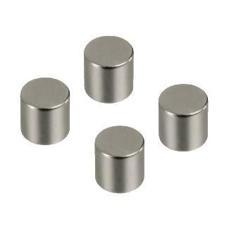 Hama 57870 Magnet Cylindrical 4Pcs