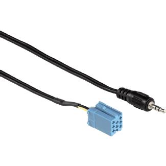 Hama 00082165 Adaptateur AUX-In (Noir)