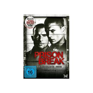 Prison Break Complete BOX