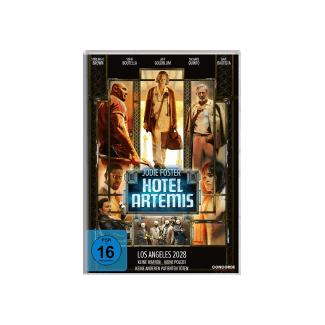 Hotel Artemis Action DVD