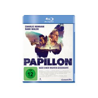 Papillon-2017 Film policier Blu-ray