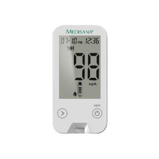 Medisana MediTouch Glucomètre Kit de base inclue (Blanc)