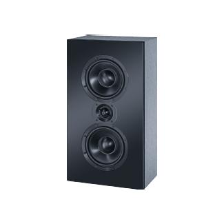 Magnat Cinema Ultra LCR 100-Thx Enceinte d'étagère (Noir)