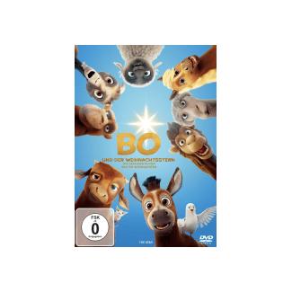 BO UND DER Weihnachtsstern Aventure DVD