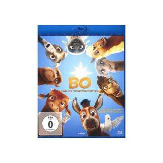 BO UND DER Weihnachtsstern Aventure Blu-ray