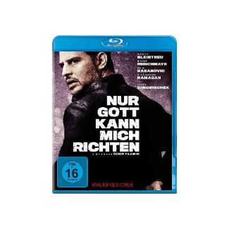 NUR Gott Kann Mich Richten Thriller Blu-ray