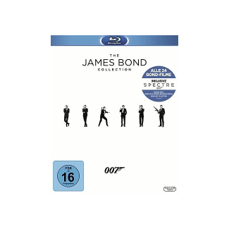 007 James Bond Collection 2016