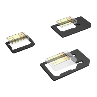 Hama 183398 SIM Card Adapter SET 5Pcs
