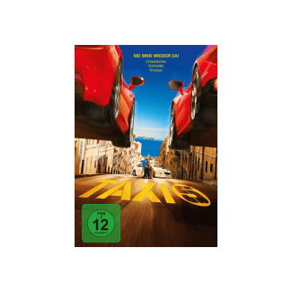 Taxi 5 Action DVD