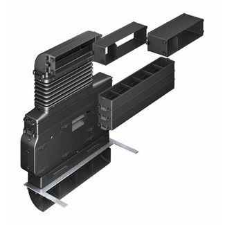 Bosch Hez381501 Accessoires spéciaux pour le mode de recirculation (Noir)