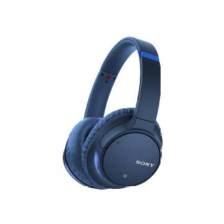 Sony Wh-Ch700Nl - Casque Bluetooth (Over-ear, Bleu)
