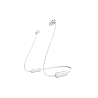 Sony Wi-C310 - Écouteur Bluetooth (In-ear, Blanc)