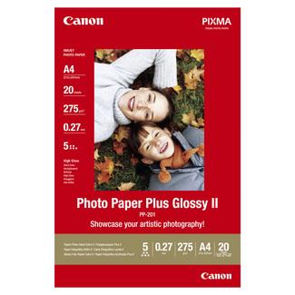 Canon Papier photo, 20 feuilles Plus 13 x 18 cm